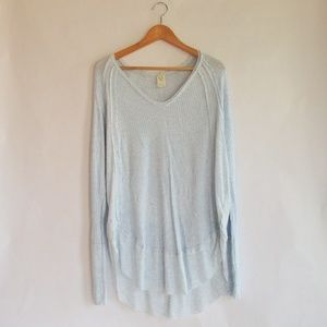 We The Free Catalina Thermal Cloud Blue Size Large